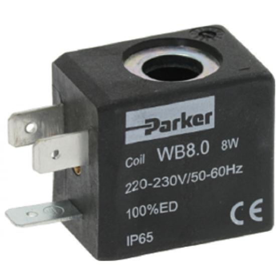 COIL PARKER WB8.0 230V,1199215