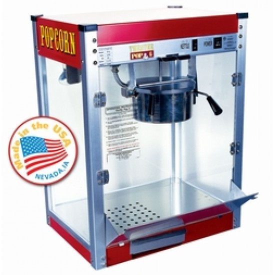 Popcorn machine 4oz Theater Pop, Delivery: 1 to 2 workin,g days
