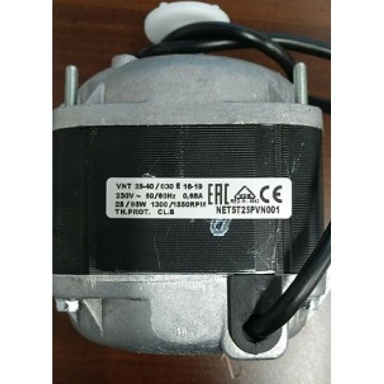 ELCO 25W 25 WATT FRIDGE FREEZER FAN MOTOR NET5T25PVN001 VNT 25-40/030 VNT 25-40