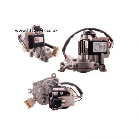 Elmeco 1st Class Gear Motor 230V ,M0005139-001