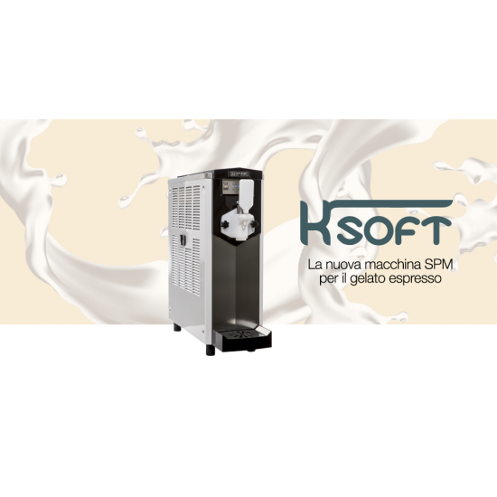 K SOFT Ice cream Machine  Gravity