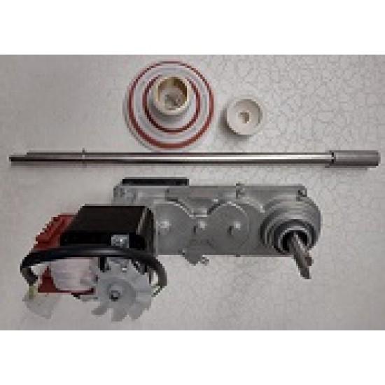 Cofrimell Gearmotor parts set 220-240V 50/60Hz ,