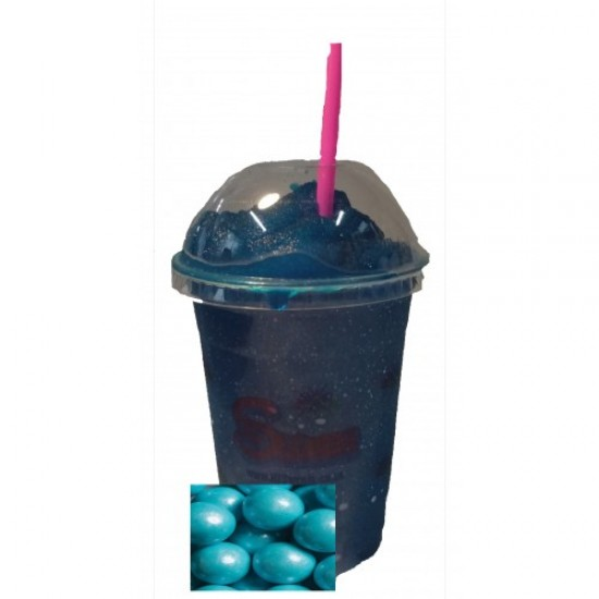Blue bubblegum Slush Syrup 1x5 Litre
