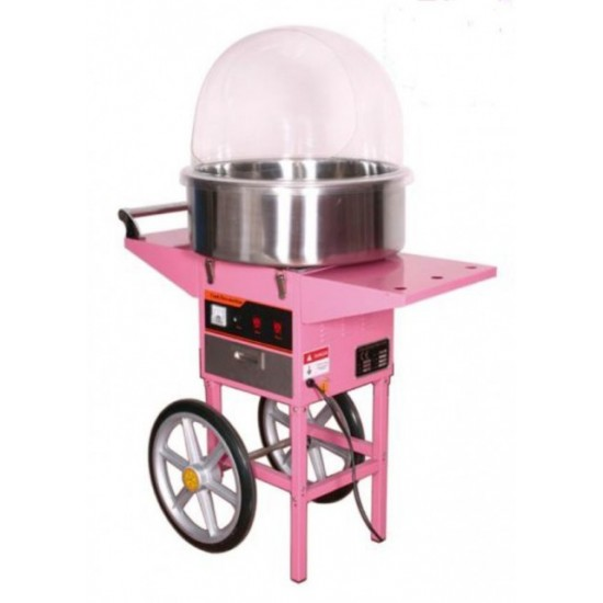 Heating head dome cover for Sumtasa/Eton Candy floss machine