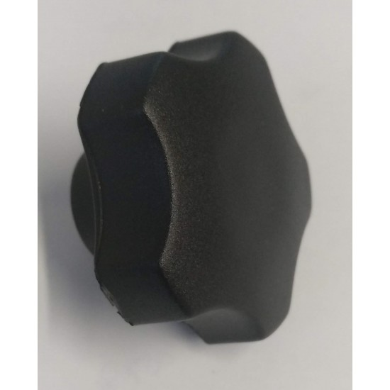 BLACK KNOB ø 50 mm PITCH M10 ,9007527,8301160,A96ZF00008
