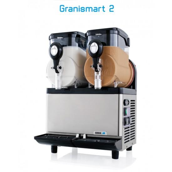 GBG Granismart slush machine 2x5ltr with stock