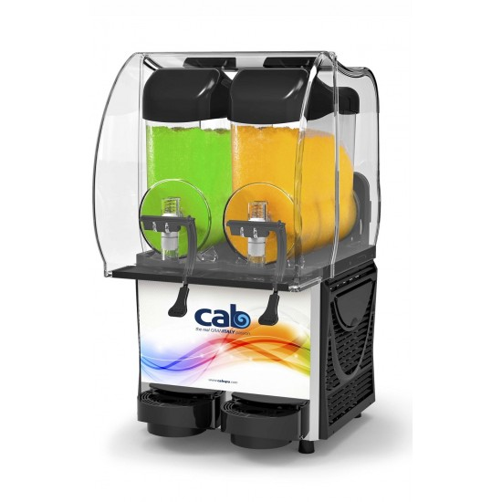 Faby Cabspa IGLOO slush machine 2x10ltr ,With Stock