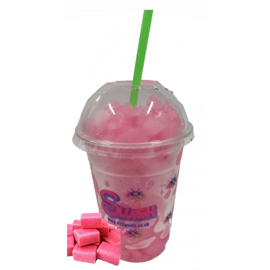 Pink Bubblegum Slush Syrup 1x5 Litre